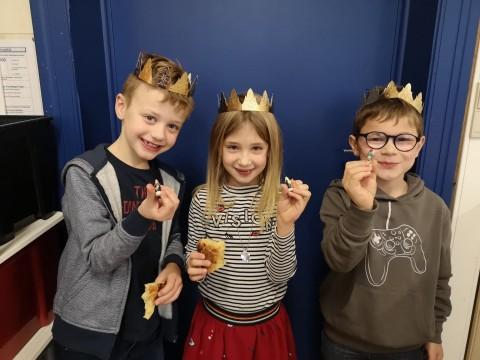 La galette des rois en 2ème année