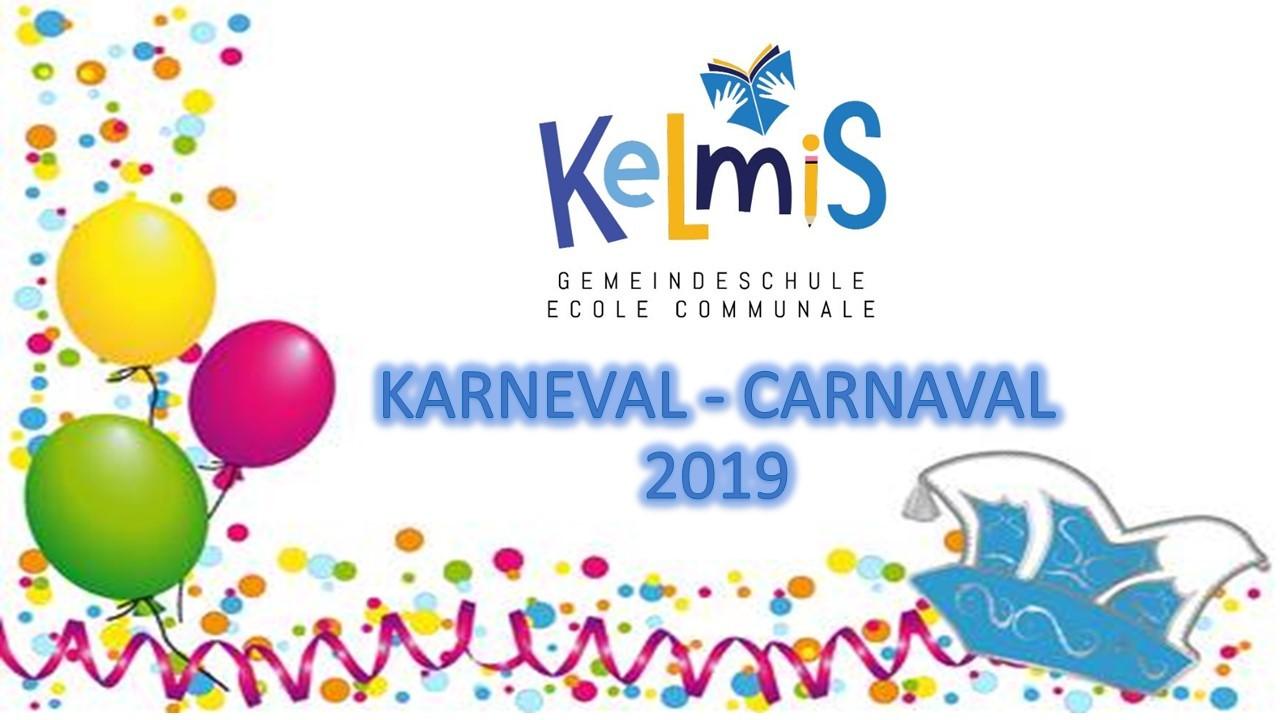 Karneval - Carnaval 2019